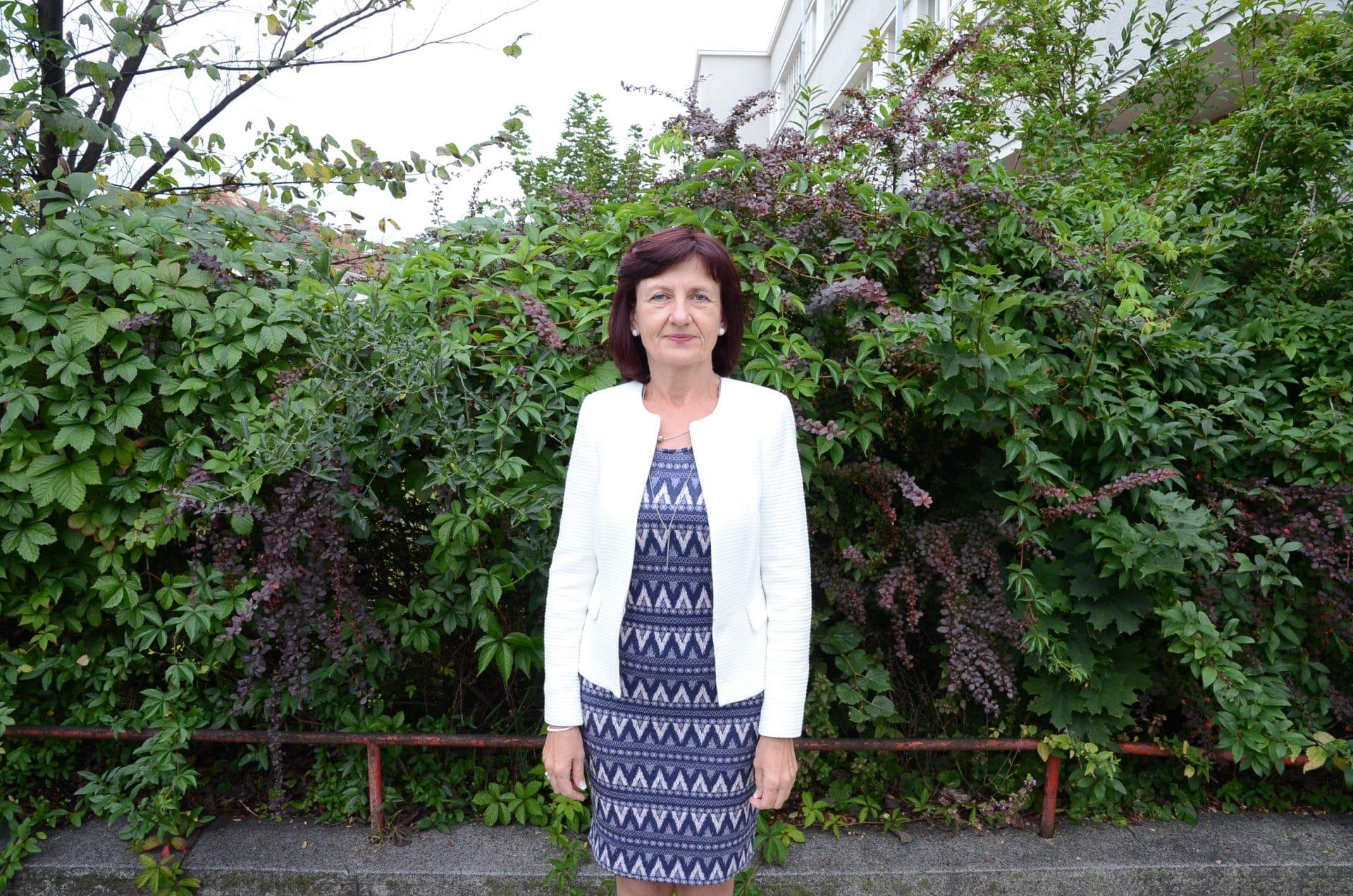 Mgr. Jolana Opavová